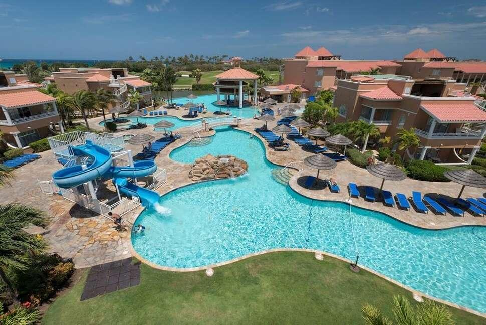 Divi Village Golf & Beach Resort, 9 dagen