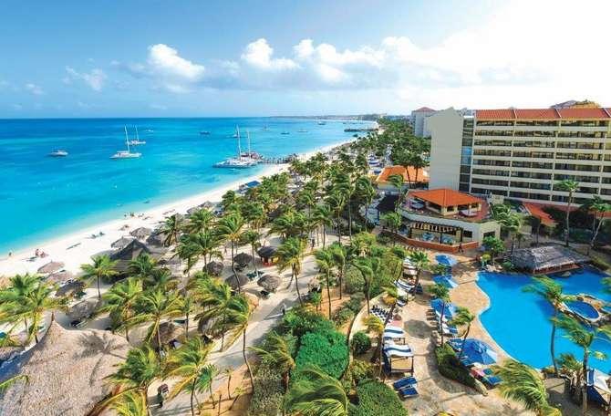 Barcelo Aruba Palm Beach