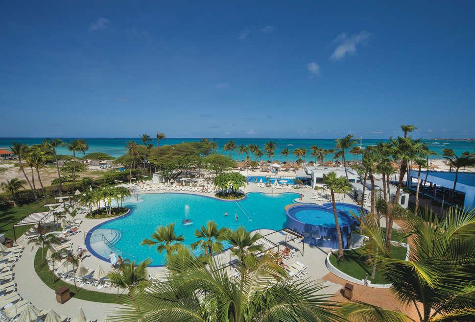 Riu Palace Antillas, 9 dagen