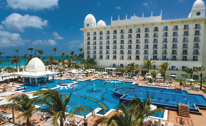 Hotel Riu Palace Aruba Palm Beach