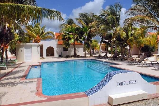 Hamlet Oasis Resort Bonaire Kralendijk