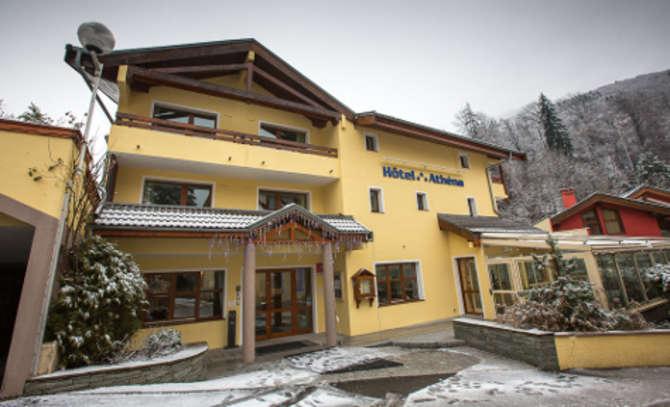 Hotel Athena Brides-les-Bains