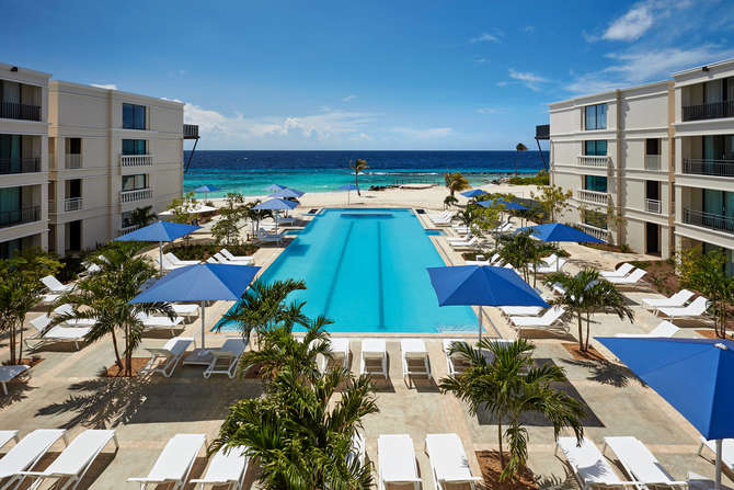 Marriott Curaçao Resort, 9 dagen