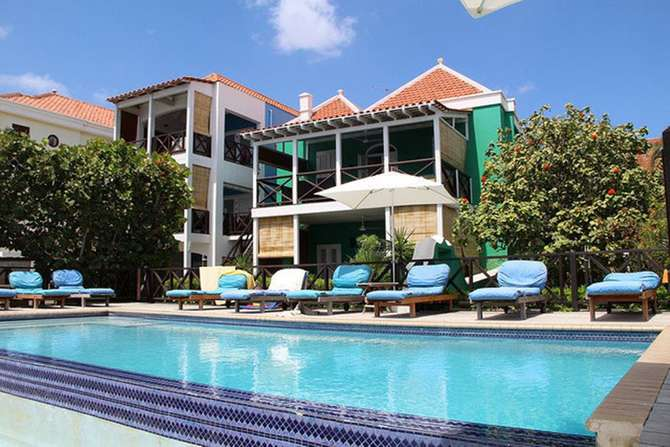 Scuba Lodge & Ocean Suites Willemstad