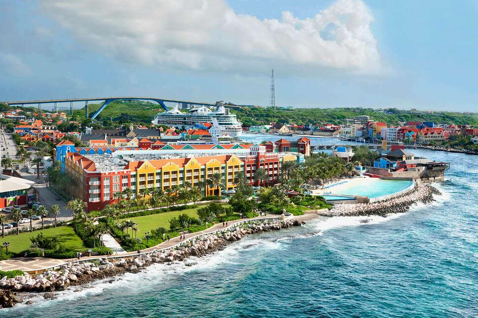 Renaissance Curacao Resort, 8 dagen