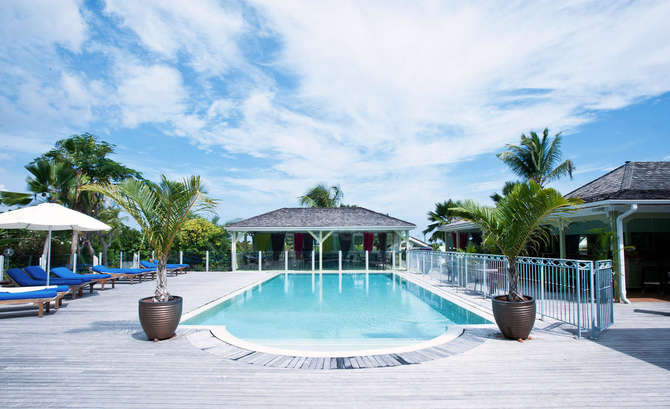 Hotel La Plantation Orient Bay