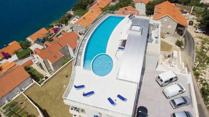 Hotel Villa Paradiso 2 Zaton
