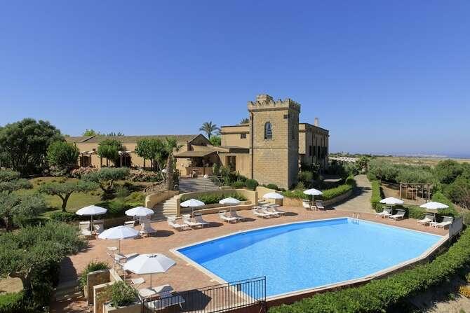 Baglio Oneto dei Principi di San Lorenzo Resort & Wines Marsala