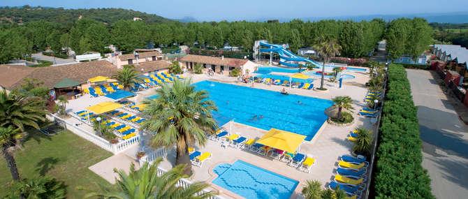 Camping Sandaya Riviera d'Azur Fréjus