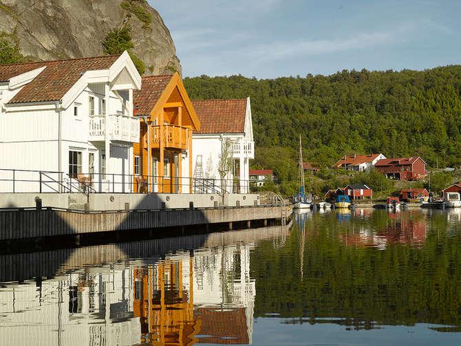 Vakantiewoning Farsund Resort Farsund