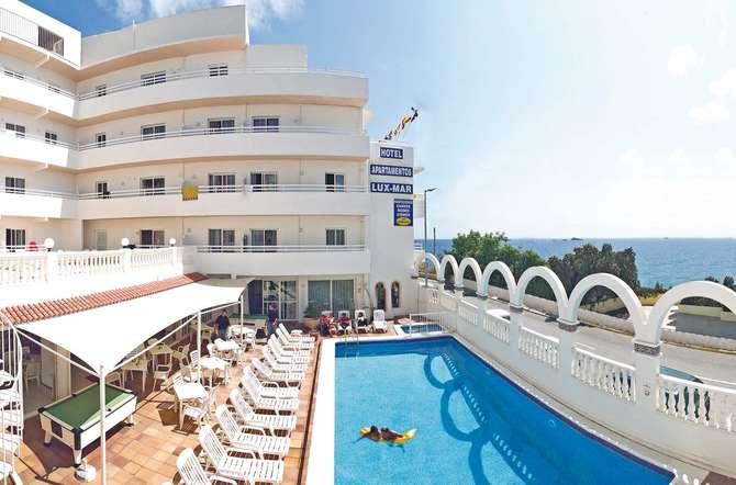 Appartementen Lux Mar Ibiza-Stad