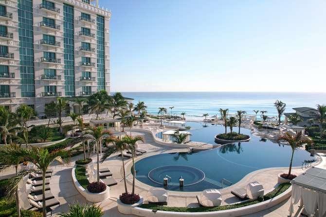 Sandos Cancun Lifestyle Resort Cancún