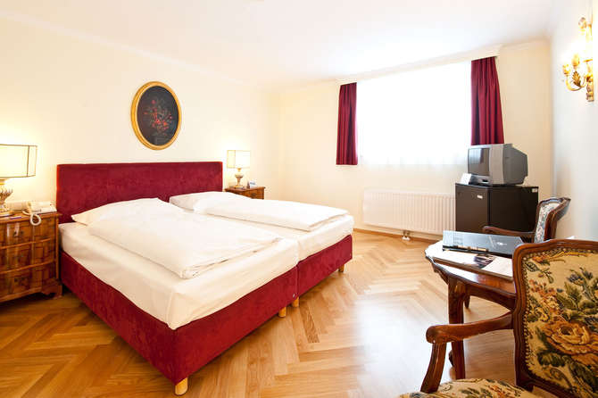 Hotel Graben Wenen