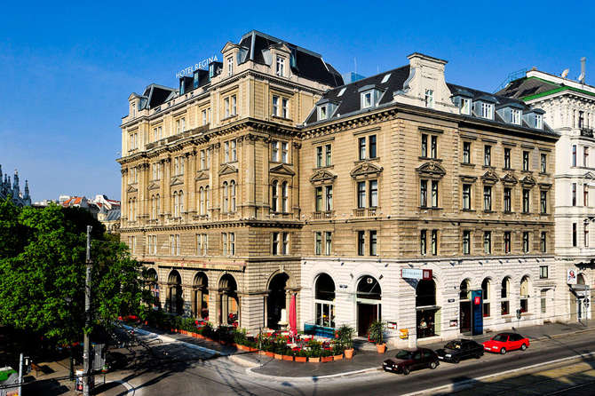 Regina Hotel Wenen