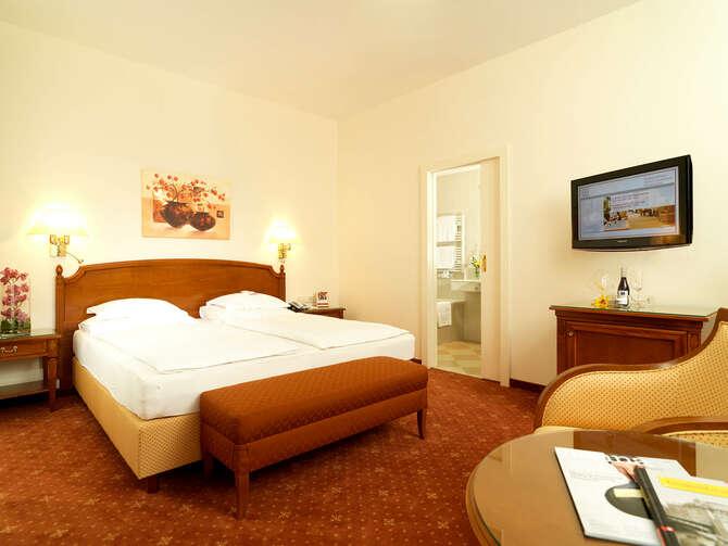 Hotel Stefanie Wenen