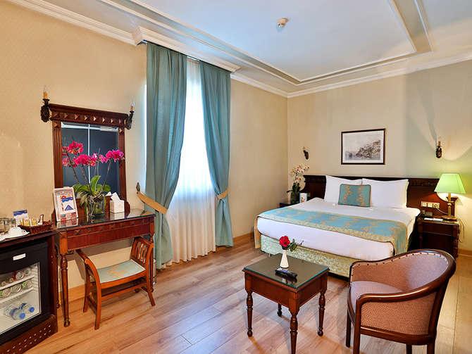 Hotel Bulvar Palas Istanbul