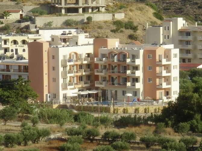 Hotel Nereides Karpathos-Stad