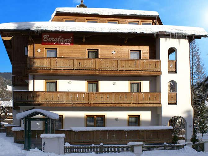Bergland Residenz Hinterglemm