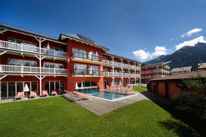 Das Hotel Eden Seefeld in Tirol