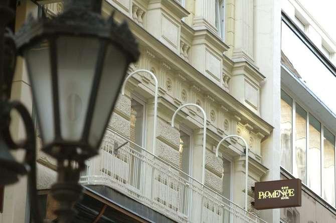 Promenade City Hotel Budapest Boedapest