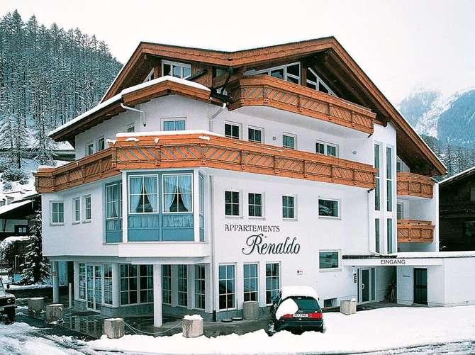 Appartementen Renaldo Sölden