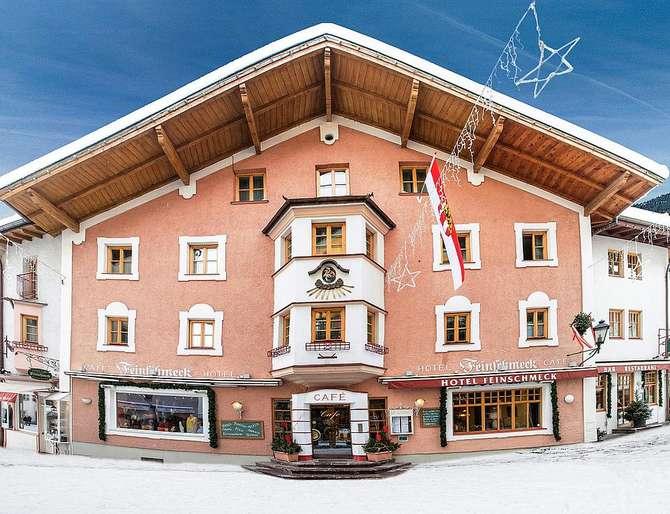 Hotel Feinschmeck Zell am See