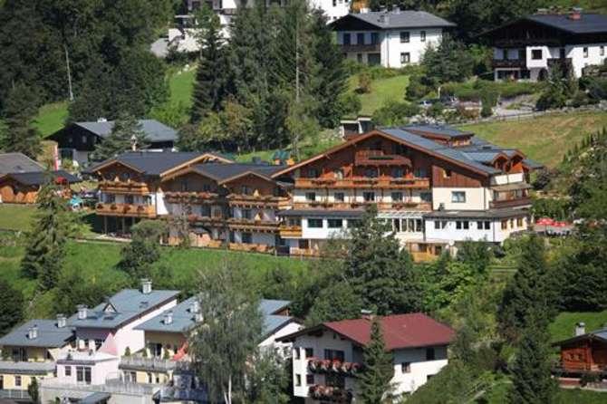 Gartenhotel Daxer Zell am See