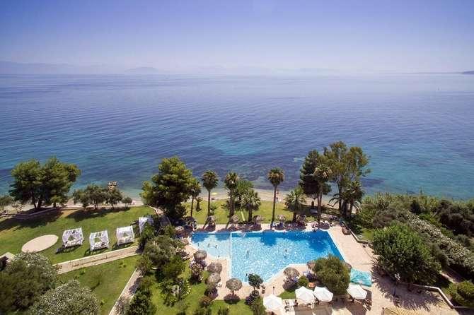 Corfu Senses Resort Agios Ioannis Peristeron