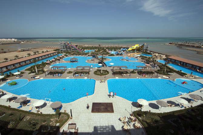Hotel Mirage Aqua Park & Spa Hurghada