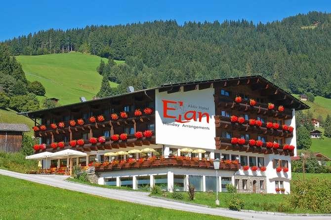 Aktiv Hotel Elan Oberau