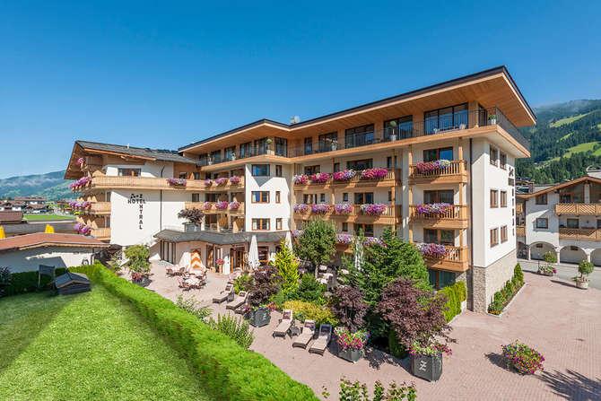 Hotel Zentral Kirchberg in Tirol