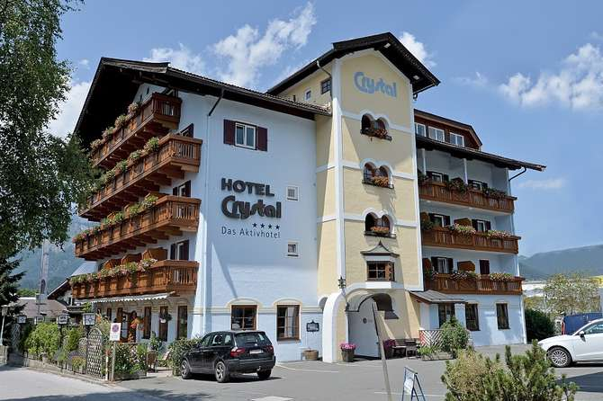 Hotel Crystal Sankt Johann in Tirol