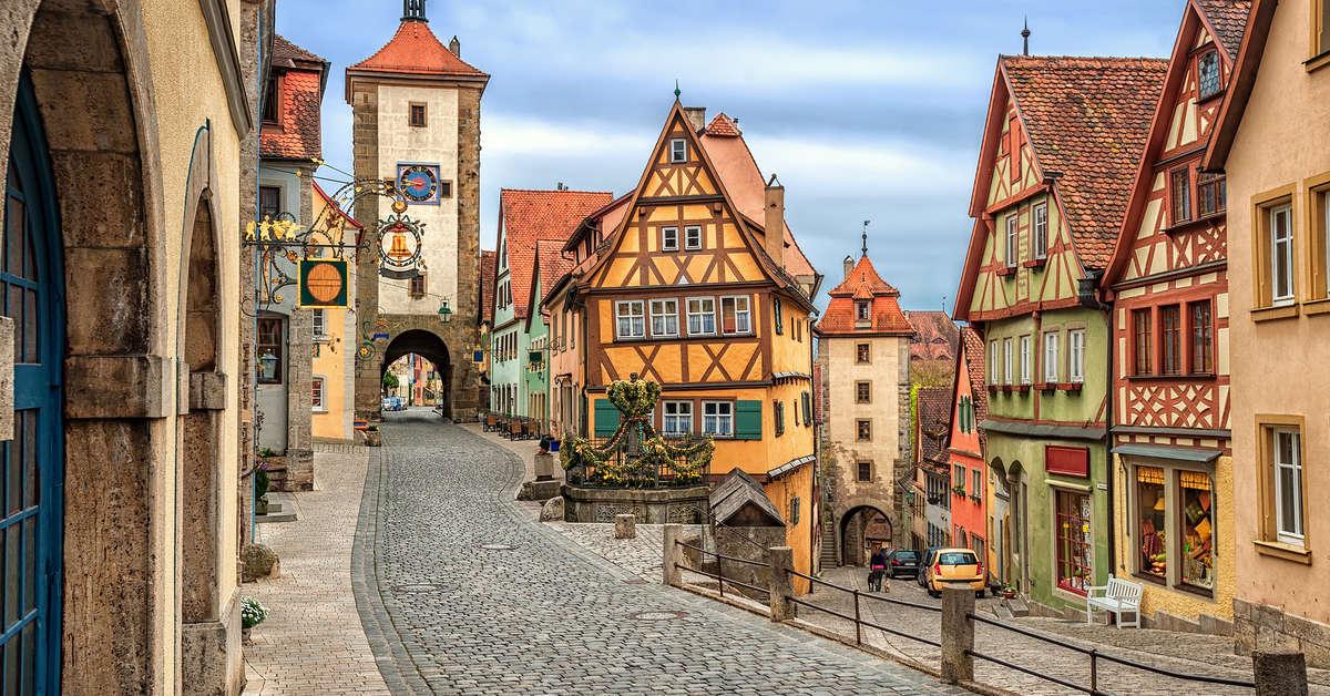 Rothenburg Ob Der Tauber Corona
