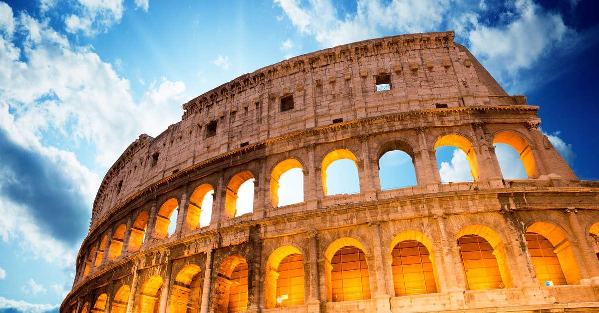 Goedkope Vakantie Rome 2019 Dé Vakantiediscounter